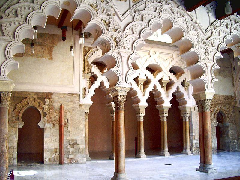 Moorse invloeden en de mudéjarstijl (architectuur) in noord spanje - Casa de ...